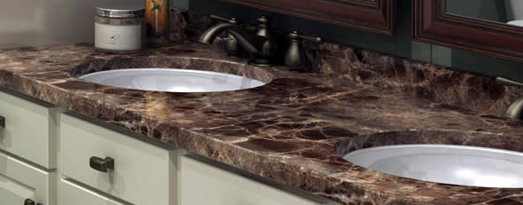 Bathroom countertops countertop guidescountertop guides
