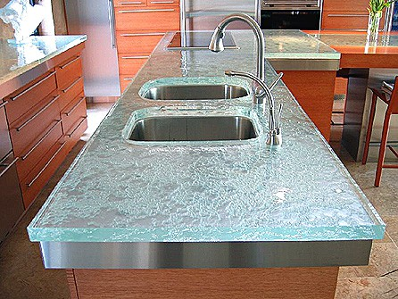 3 Of the Latest Trends in Bathroom Countertops?