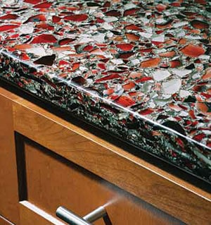 Is Recycled Glass Countertop Installation A DIY Project Or Should You Hire  A Professional?
