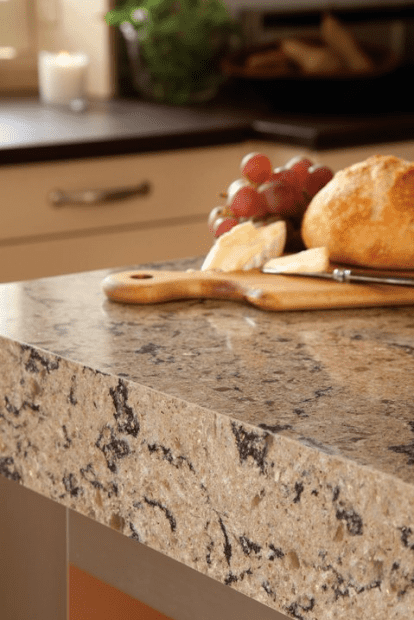 how much granite quartz countertops cost