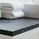 Recycled HDPE Countertops