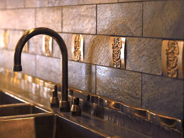 Latest Trends In Kitchen And Bath Backsplashes