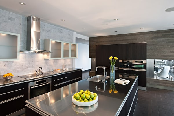stainless steel countertops | countertop guidescountertop guides