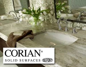 Corian Countertops comparing the top solid surface countertop manufacturers