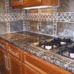Countertop Tile and Backsplash