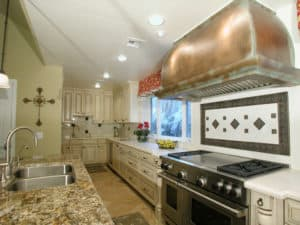 French Country Kitchen Counters