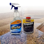 Countertop Cleaners, Sealers & Polishers