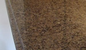 Beveled Edge Countertop