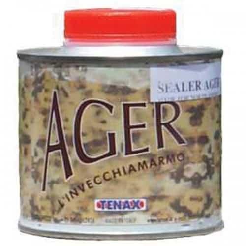 Ager Color Enhancing Stone Sealer 1 4 Liter Countertop