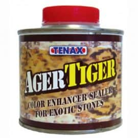Ager Tiger Color Enhancing Stone Sealer - 1/4 Liter