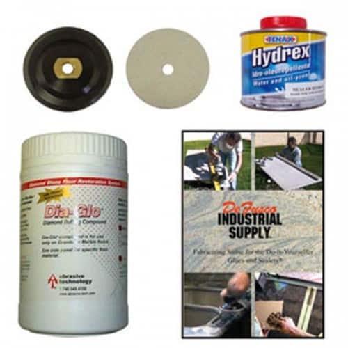 Repolishing And Sealing Kit Light Granite Countertop