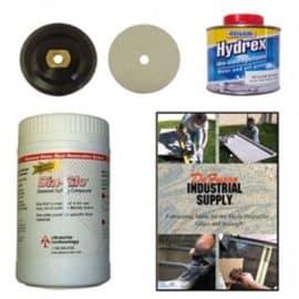 Repolishing And Sealing Kit - Dark Granite