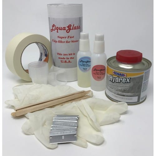 Easy Stone Chip Repair Kit For Do It Yourselfer