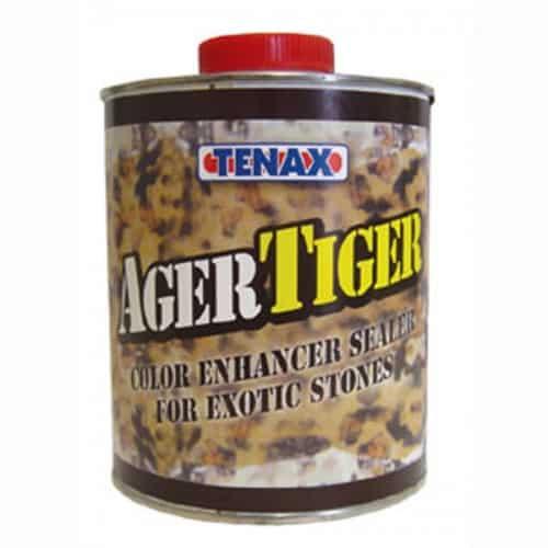 Ager Tiger Color Enhancing Stone Sealer 1 Quart