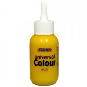 Tenax Universal Colouring Tint 2.5 Oz - Yellow