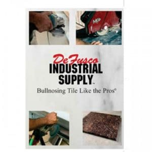 Bullnosing Tile Like The Pros - DVD