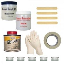 Deluxe Granite Chip Repair Kit Countertop Guides