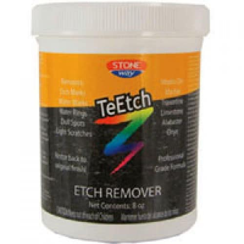 Teetch Etch Remover Countertop Guides