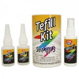 Tenax CA Superfast Chip Repair Kit For Stone