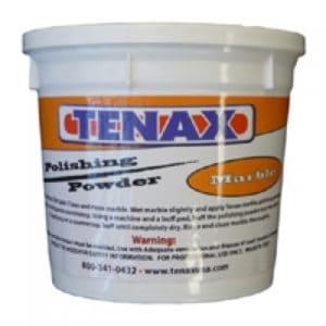 Tenax Marble Polishing Powder 1kg 2lb Container
