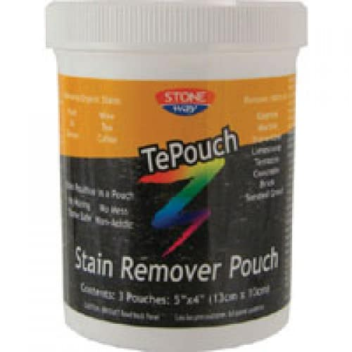 TePouch Stain Remover Pouch CounterTop Guides