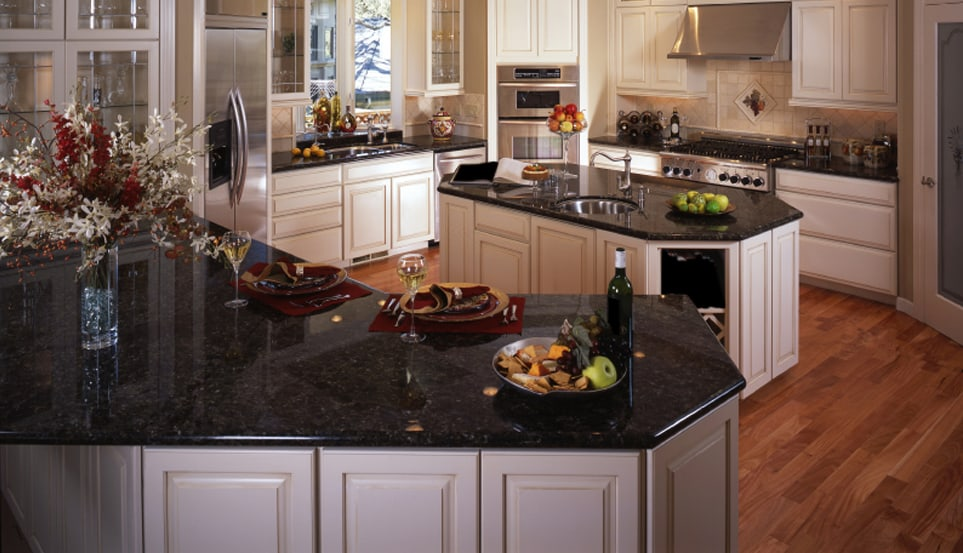 Black Granite Countertops Need Your Proper Treat